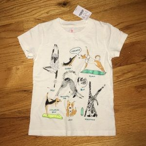 Girls Crewcuts Top Size: 4-5